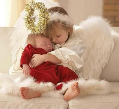 Telas para disfraces de Navidad (I): Angelitos y Pastores