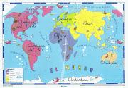 historia. 76) mapa peters