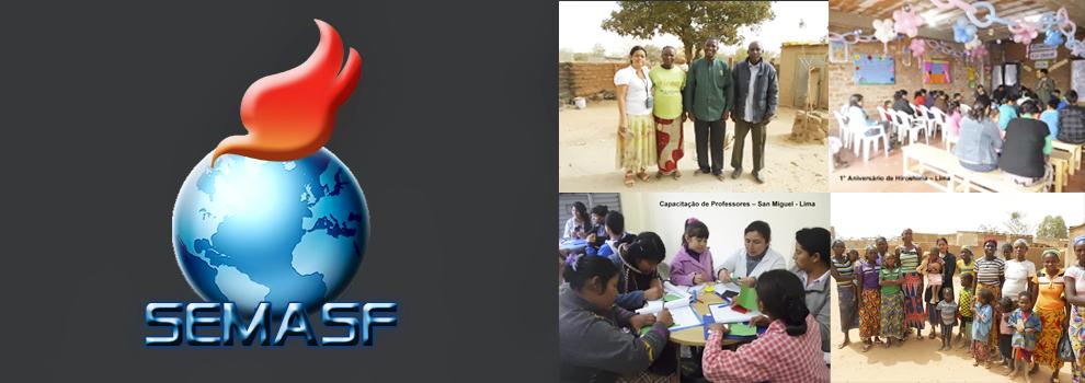 SEMASF - Secretaria de Missões Ação Sul Fluminense