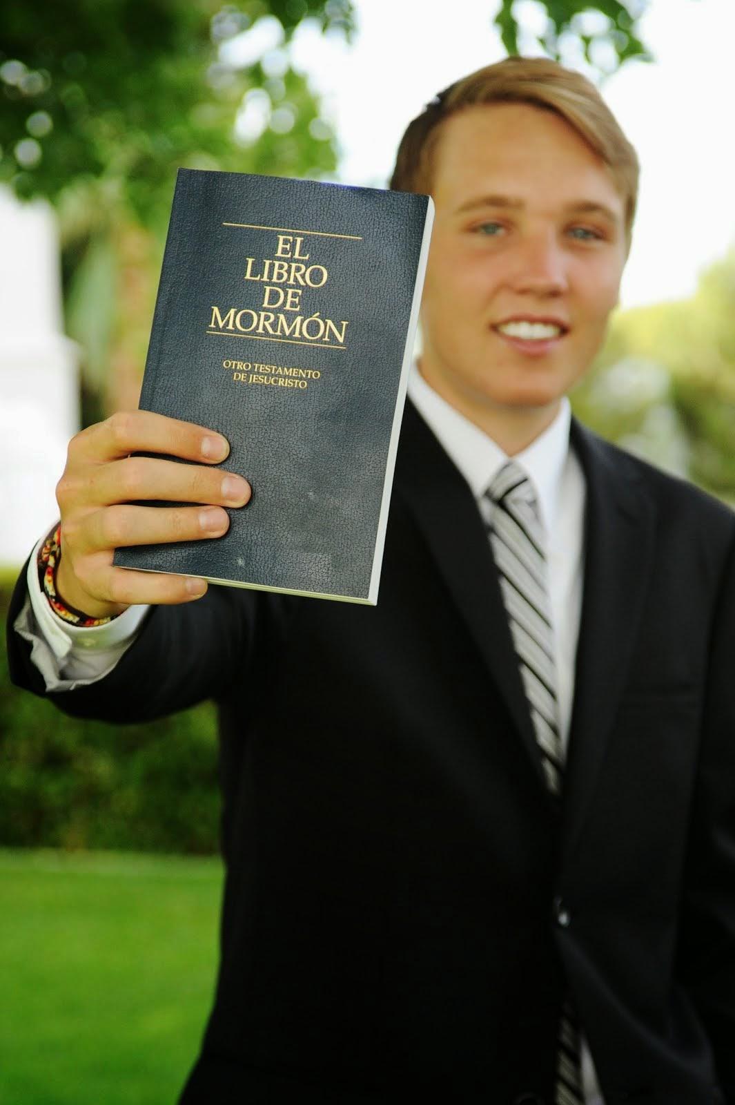 Elder Nate Nyberg