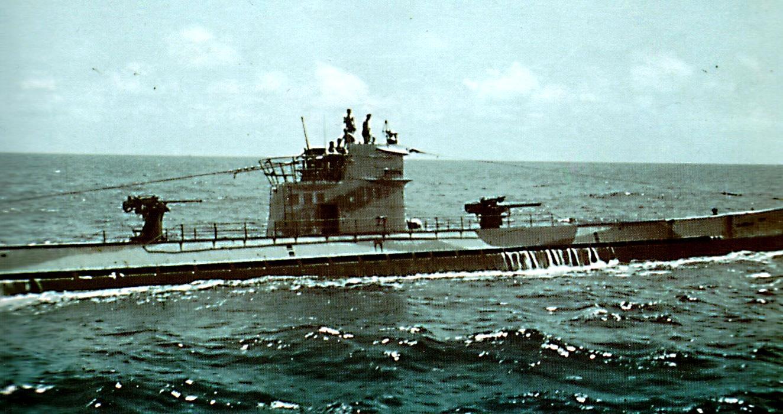 U Boat Color U-boat Photo