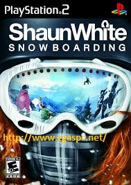 Download Shaun White Snowboarding PCSX2 ISO FUll Version zgaspc