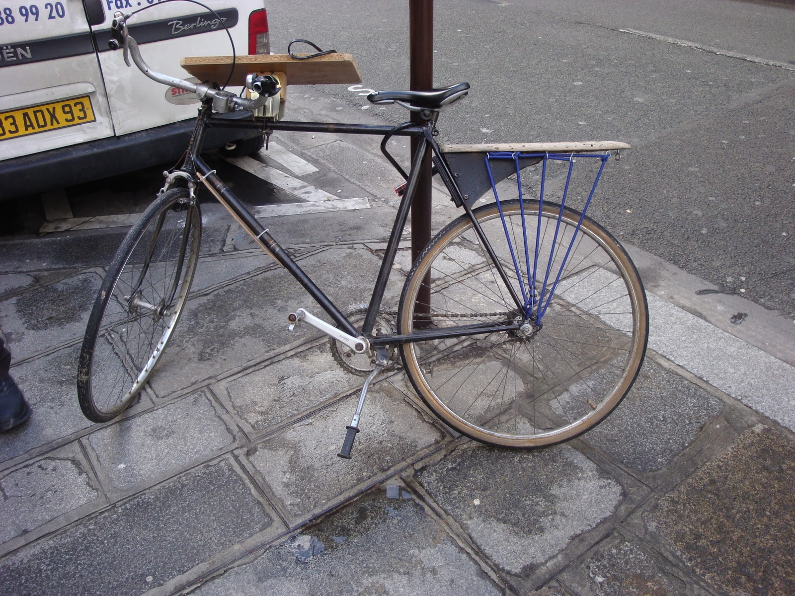 Chic Cyclists Diy French Porteur