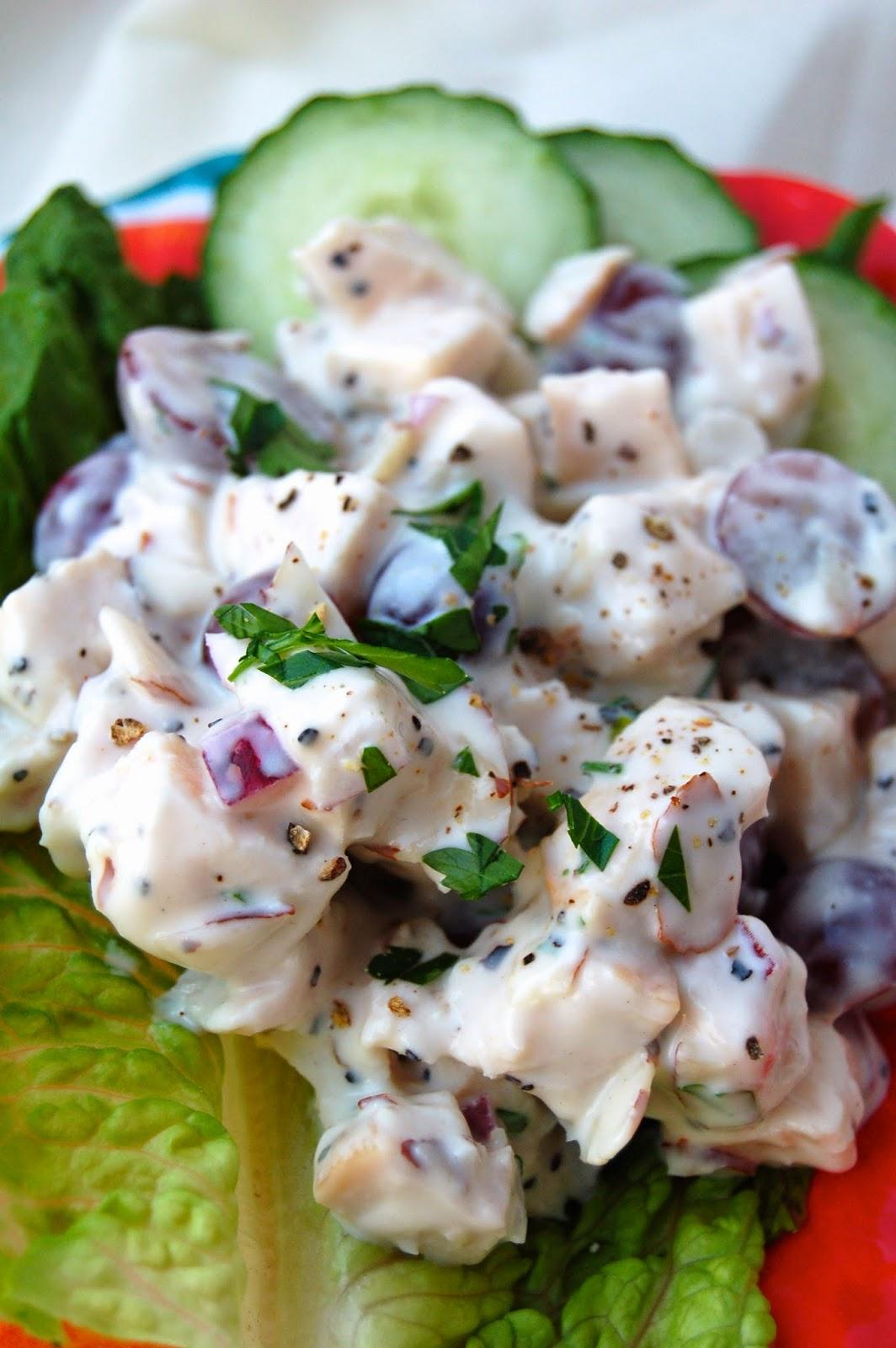 Lite Chicken Salad