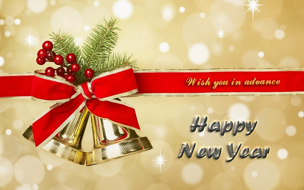 Happy New Year 2015 Advance Wishes Greeting eCards Images