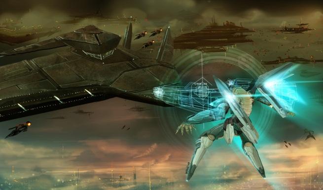 ¿Que juego te sorprendió? Zone-of-The-Enders-screen