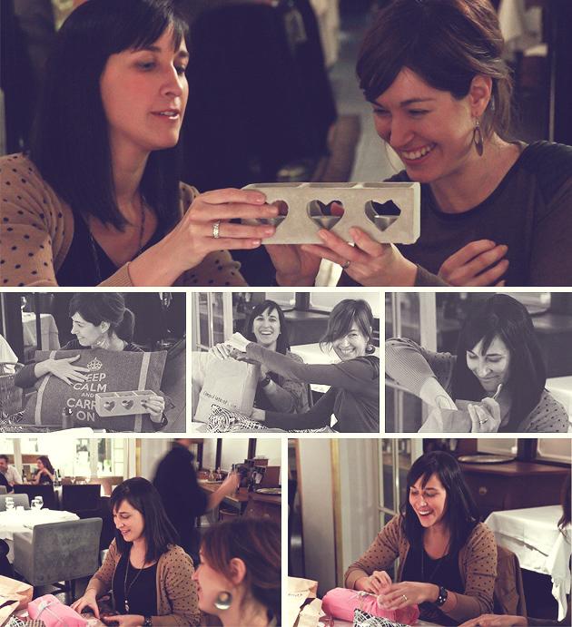 Amigo invisible blogger 2013 - quiero una boda perfecta + una cita para dos