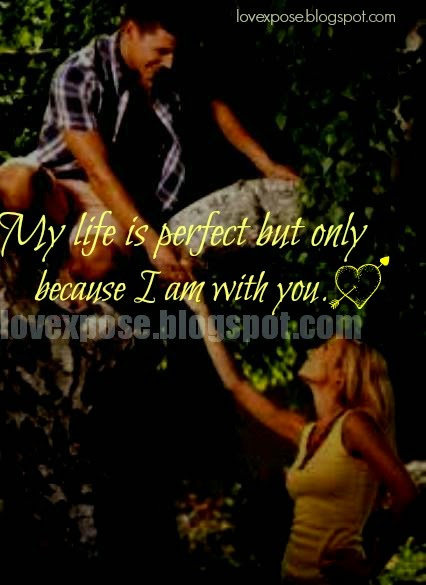 i am with you quotes status