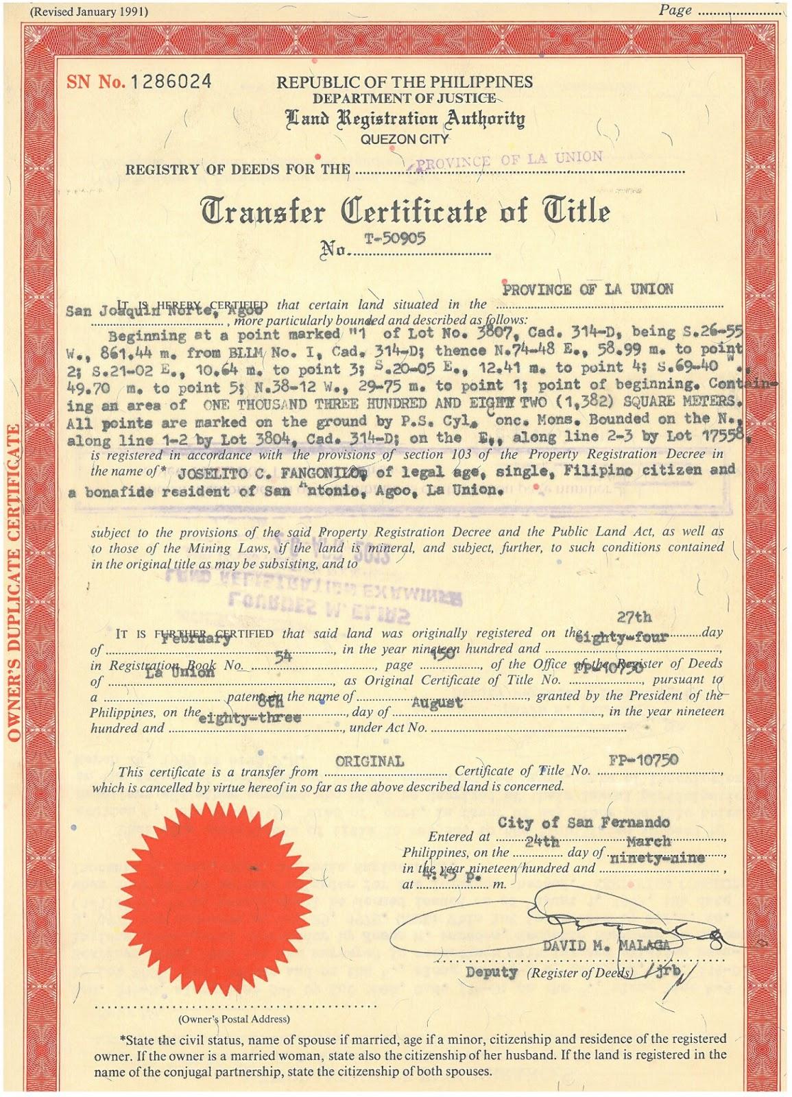 Certificate of ownership sample fieldstation certificate of ownership sample yelopaper Images