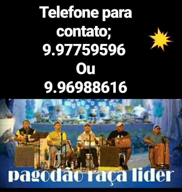 PAGODÃO RAÇA LÍDER