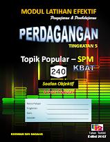 MODUL EFEKTIF TOPIK POPULAR (KBAT) TING. 5, PERDAGANGAN 2017