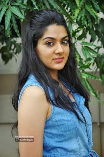 Sakshi-Choudary-Stills-at-Potugadu-Movie-Press-Meet