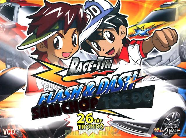 Sấm Chớp Và Tốc Độ 1 - Flash & Dash 1
