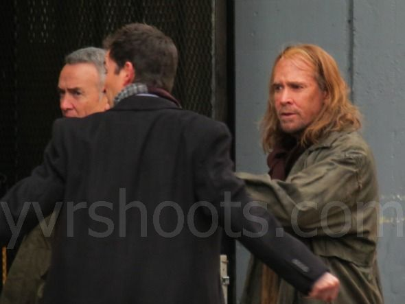 Falling Skies - Season 3 - Set Photos - 17th December 2012