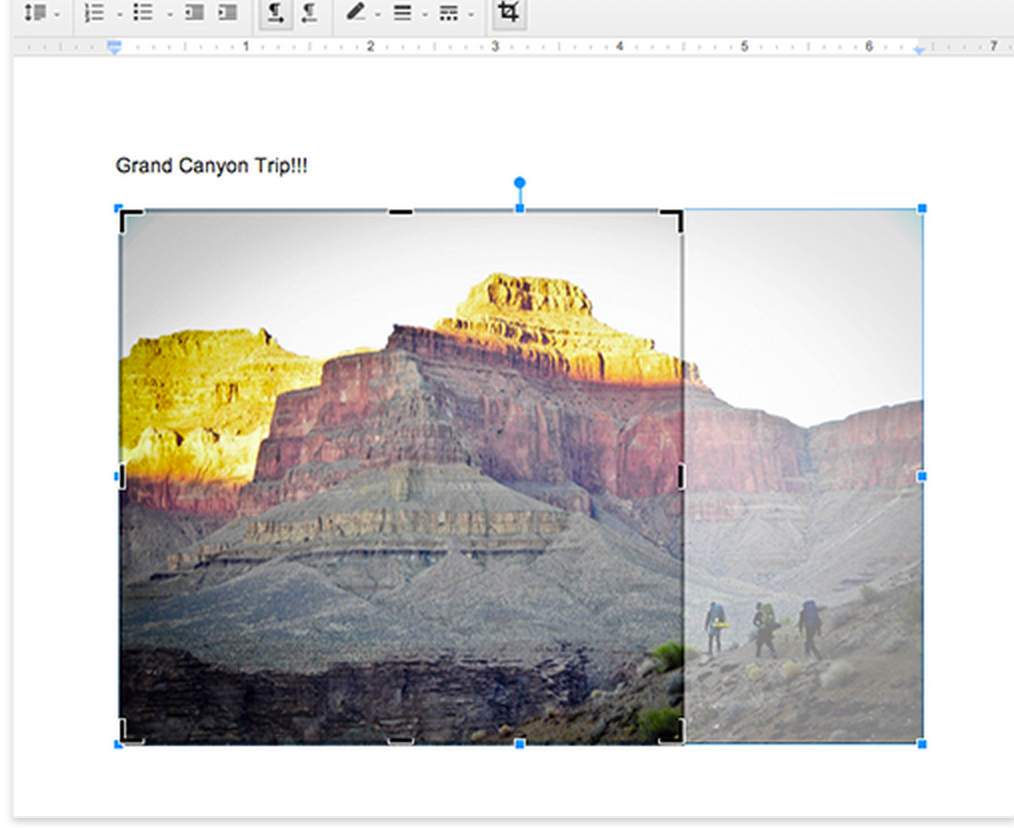 New- Google Docs Now Lets You Crop, Rotate, and Add Borders to Images