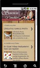 Senem'in Yemekleri Android Uygulamasını Ücretsiz İndirebilirsiniz