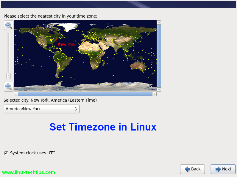 Change timezone in linux in different ways linux tech tips there is some instance during the linux installation that you did not bother to set the correct timezone for any reasons like sometimes you are just lazy to gumiabroncs Gallery