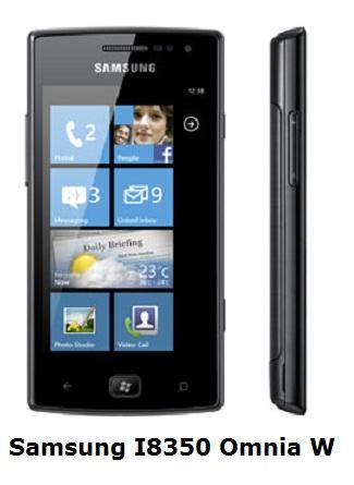 Samsung Omnia W I8350 Usb Driver Download