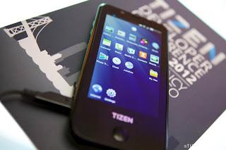 Samsung podría lanzar su primera línea con Tizen en febrero