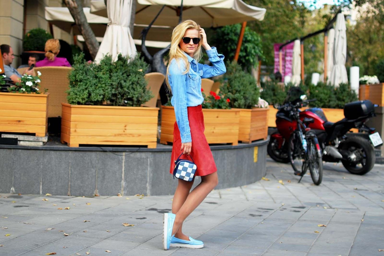what to wear with slip on,слипоны, с чем носить слипоны,российский модный блоггер, блоггер мода