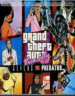 Gta alien vs predator 2 cheats