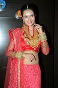 Preeti Rana Glamorous Photos in Ghagra Choli-thumbnail-10