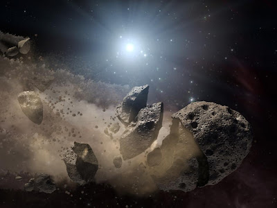 asteroid remains a mystery