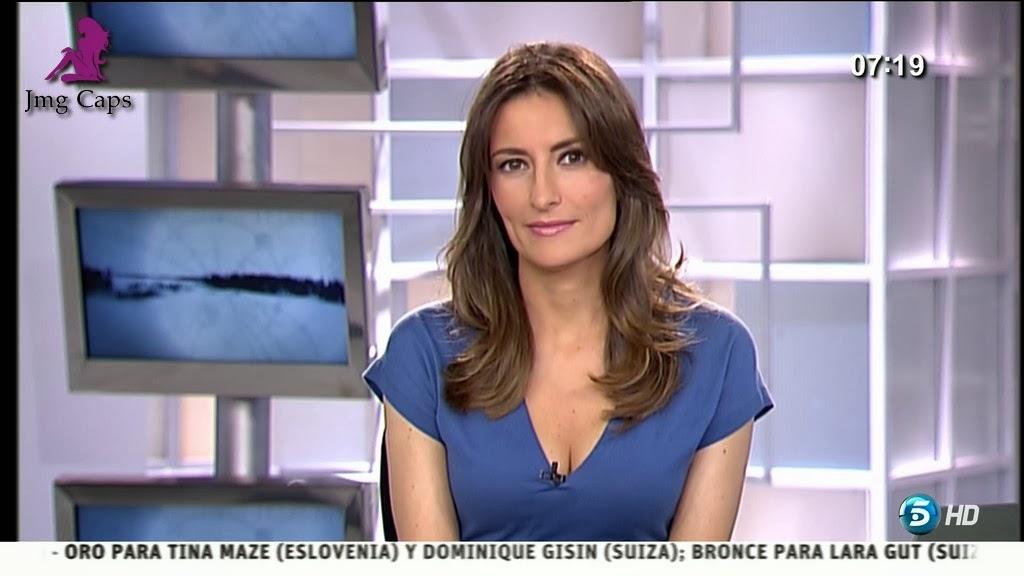 LETICIA IGLESIAS, INFORMATIVOS TELECINCO (13.02.14)