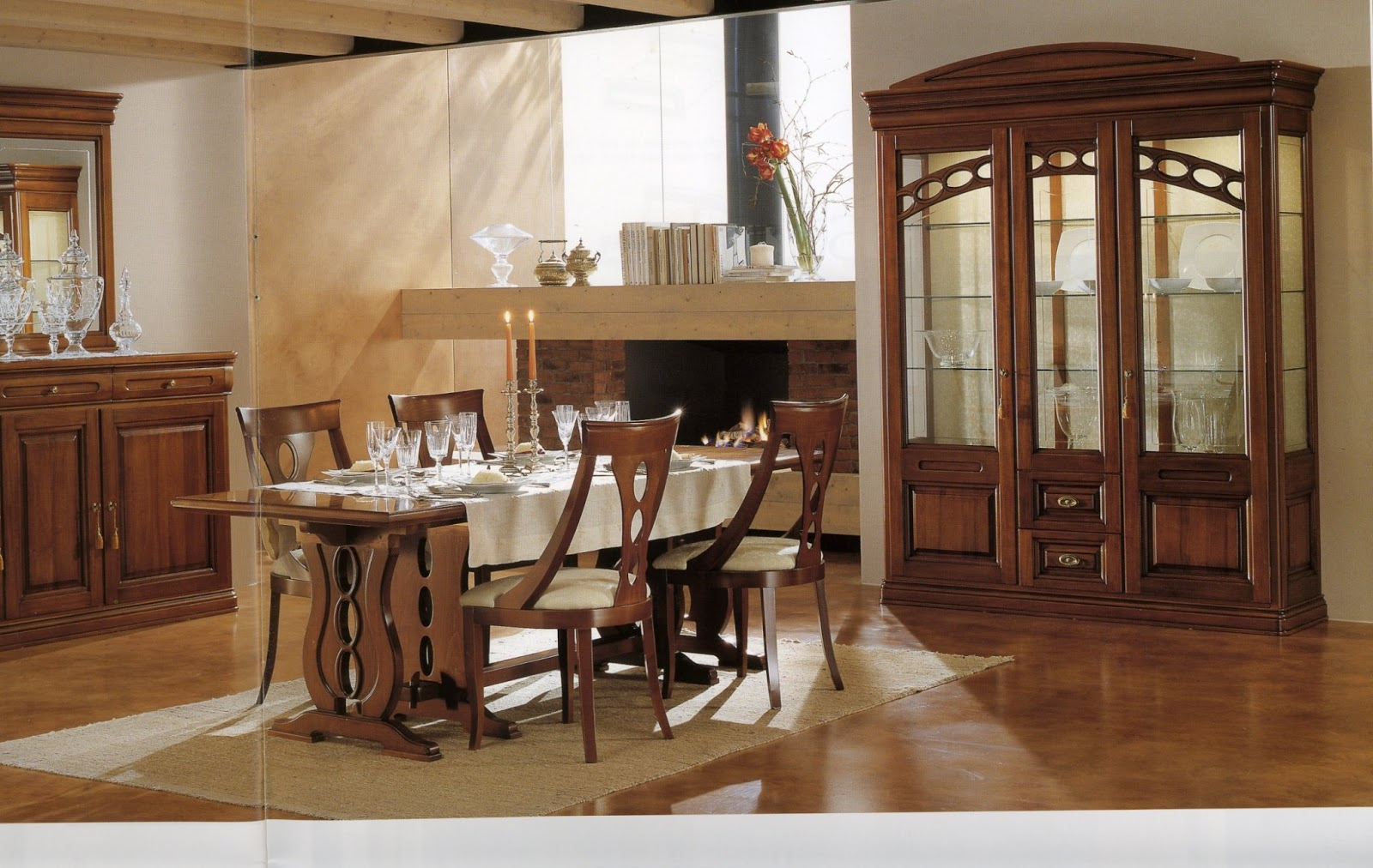 New style dining room sets