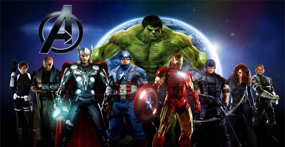 The Avengers 2012 - සුපිරි වීරයෝ රැසක් එකම වේදිකාවේ