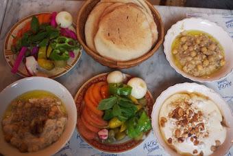 Comendo Pelo Mundo: Líbano
