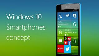 Ponsel Pintar Berbasis Windows 10 Berteknologi 4G LTE
