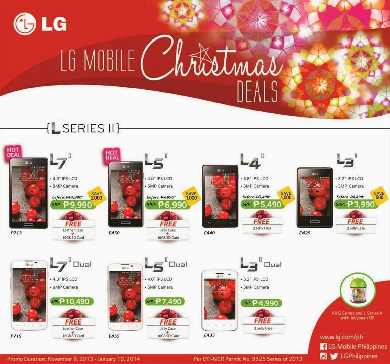 lg android phones list with price