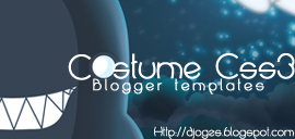 Bubble Theme blogger template