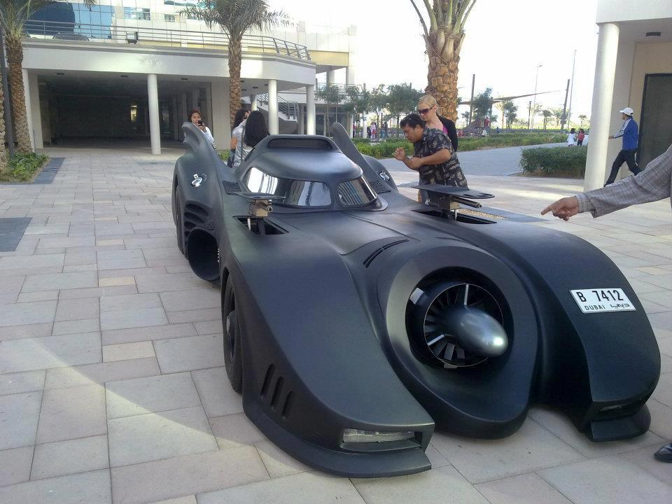 Batman Cars Stylish Hot Cars