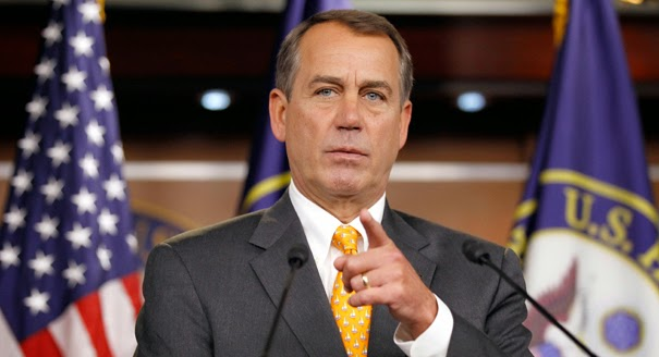 Boehner rakes in cash for openly gay Republican candidate