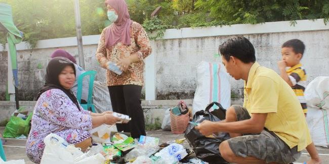 Kesehatan : Solusi Masalah Sampah