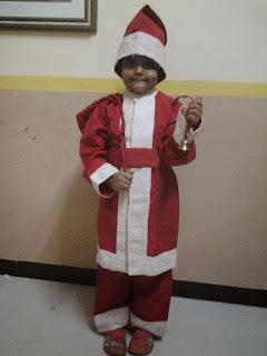 little santa raavi