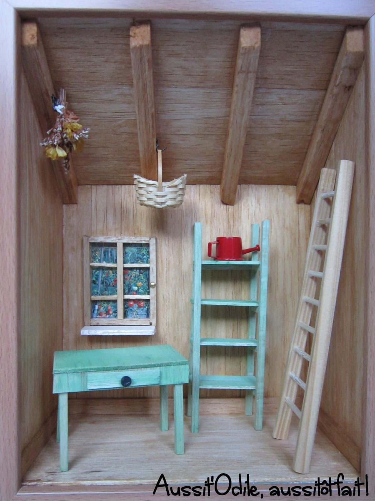 aussit 39 odile aussit t fait tuto pour r aliser une vitrine miniature 4. Black Bedroom Furniture Sets. Home Design Ideas