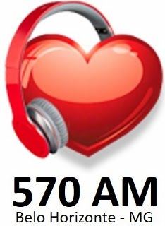 Rede do Coração AM 570 de Belo Horizonte MG ao vivo e online para todo o mundo