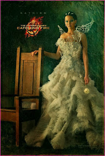 Hunger Games Catching Fire Katniss Capitol Couture