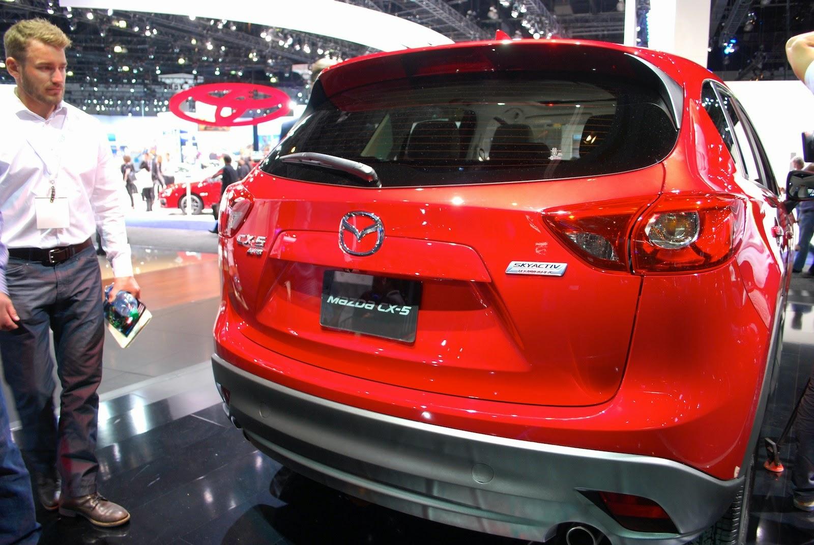 2016 Mazda Cx 5 And Mazda6 Now Have Stylish Interiors They