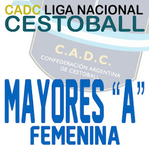 "CADC LIGA NACIONAL ""A"" FEMENINA"