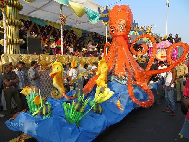 carnival festival goa