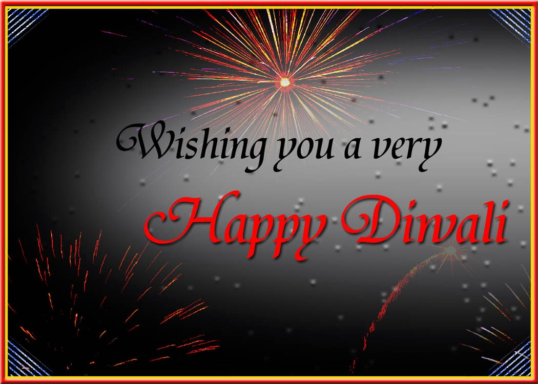 Image Of Happy Diwali Greeting Card All Greeting Card Collection