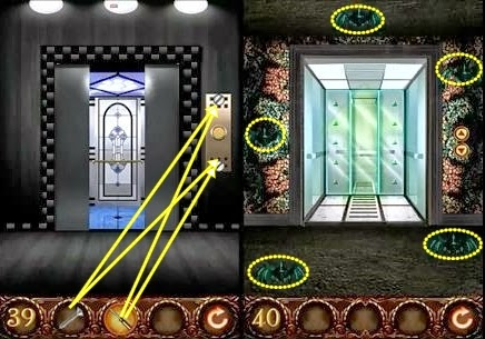 Best game app walkthrough 100 inferno escape level 36 37 for 100 floor 39