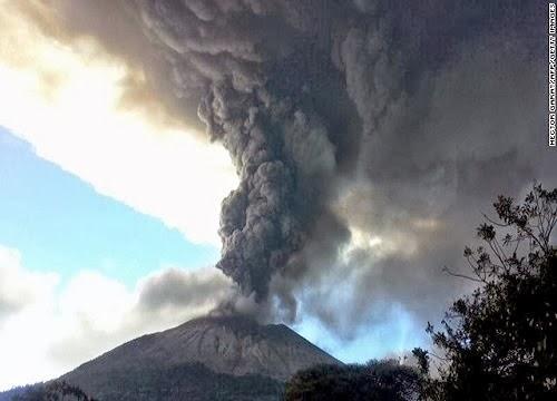 ALTA PROBABILIDAD DE NUEVA ERUPCION EN EL VOLCAN CHAPARRASTIQUE, EL SALVADOR, 23 DE JULIO 2014