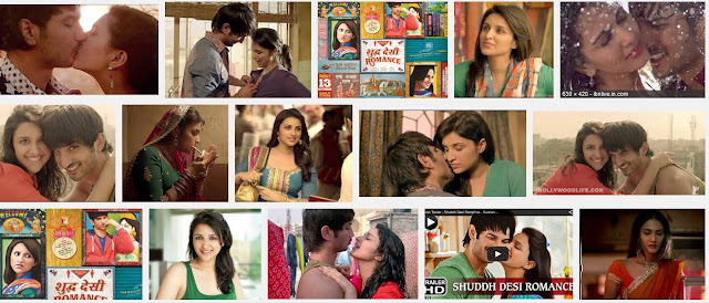 Shuddh Desi Romance {2013} Bollywood Full Movie Watch Online