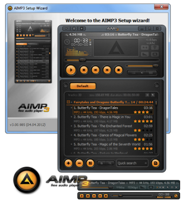 AIMP 4.00 Free Download Latest Version