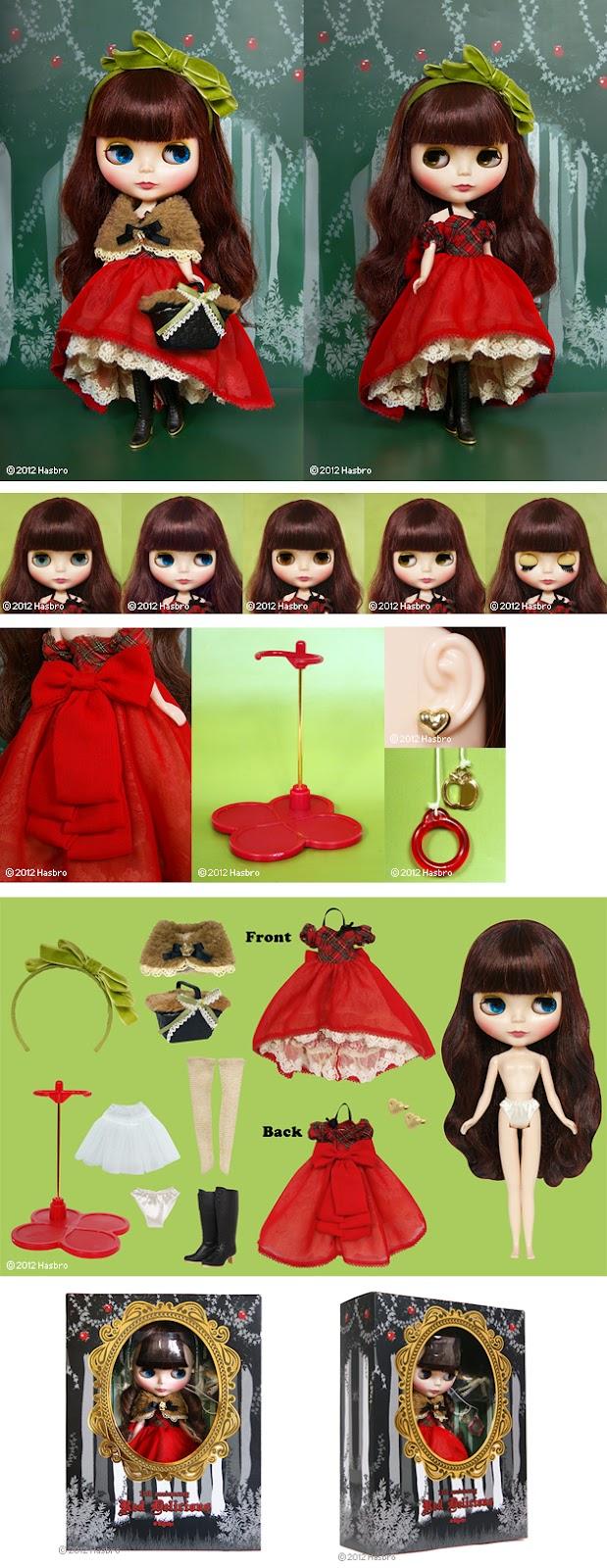 """Neo Blythe """"Red Delicious"""" Aniversario 2012 Neo+Blythe+Red+Delicious+1"""